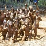 Самый необычный корпоратив «Как не ударить в грязь лицом?»
