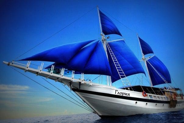 Квест Яхта