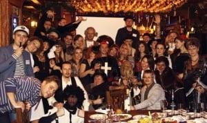 пиратская вечеринка на 50 человек