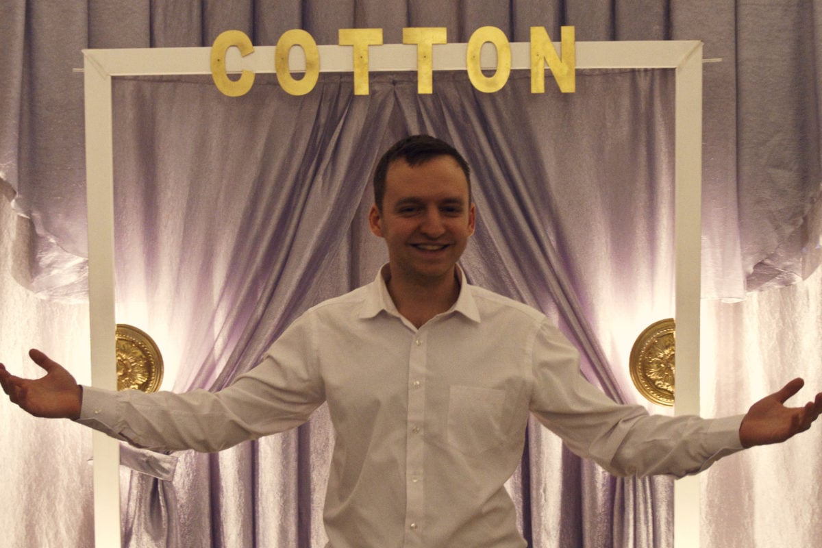 Иван Ткачев, Ночь в Клубе Коттон, квест на корпоратив, квест в стиле Чикаго